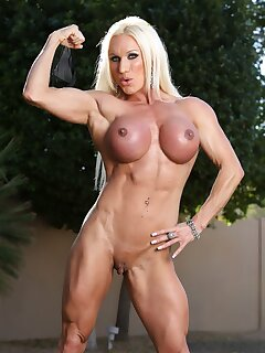 Cougar Muscle Pictures