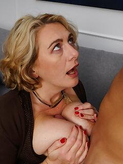 Cougar Tit Job Pictures